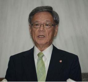 【沖縄】「政府よ、直接抗議しに行くわ」 オスプレイ不時着で激おこの翁長知事、明日上京へwwwwwwwwwwwwwwwwwのサムネイル画像