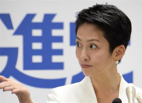 【民進党】蓮舫代表「やはり私が総理大臣になる必要がある」のサムネイル画像