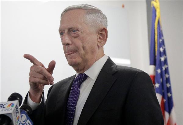 【北朝鮮情勢】ソウルを危険に晒さぬ軍事手段「ある」 マティス米国防長官が言明のサムネイル画像