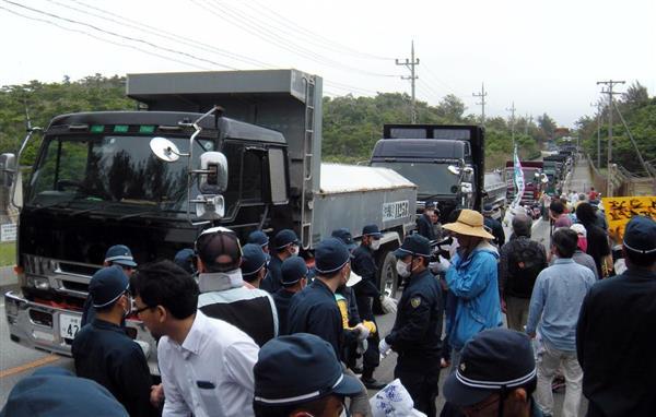 【沖縄】「大迷惑だ。本当に腹立たしい」辺野古のプロ市民さん、地元住民を激怒させてしまうのサムネイル画像