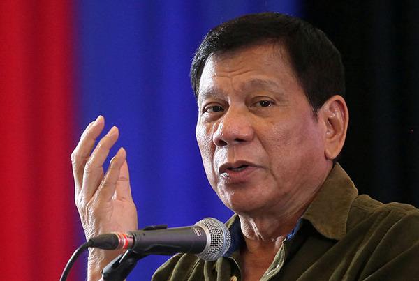 【フィリピン】ドゥテルテ大統領、金正恩を絶賛するwwwwwwwwwwのサムネイル画像
