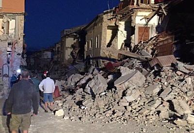 「町が半分なくなった」8.24イタリア中部大地震の被害写真9枚。M6.4(((゚Д゚)))のサムネイル画像