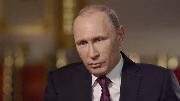 【警告】プーチン大統領「欧米が再びシリアを攻撃すれば、世界は混乱に陥る」のサムネイル画像