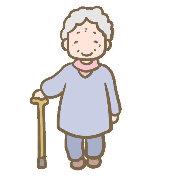 【悲報】杖ついたおばあちゃん、女子小学生に「一緒にパン食べよ」→ その結果が怖すぎる・・・のサムネイル画像