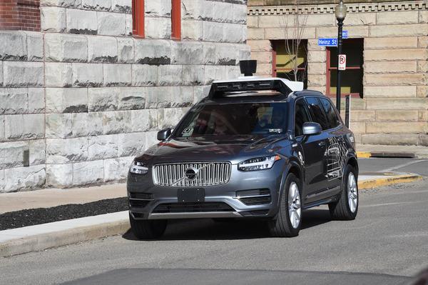 【Uber】警察署長「自動運転の事故、これは避けられない事故だった」のサムネイル画像