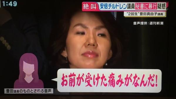 【悲報】豊田真由子氏「恥をさらすことが償い」次期総選挙に出馬する意欲示すwwwwwwwwwwwwのサムネイル画像