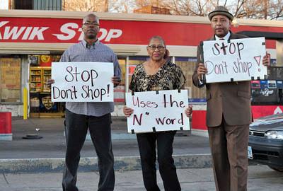 【米国】黒人が韓国人の店を狙う威嚇デモが拡大!! LA総領事、地元警察に秩序維持を要請のサムネイル画像