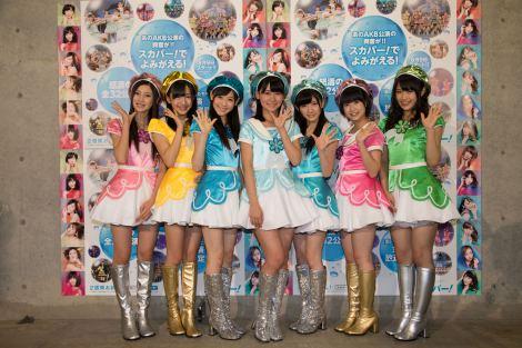 【AKB48】研究生新ユニット「てんとうむChu!」平均年齢14.7歳!!!田島芽瑠、岡田奈々ら「君だけにChu!Chu!Chu!」初歌唱のサムネイル画像