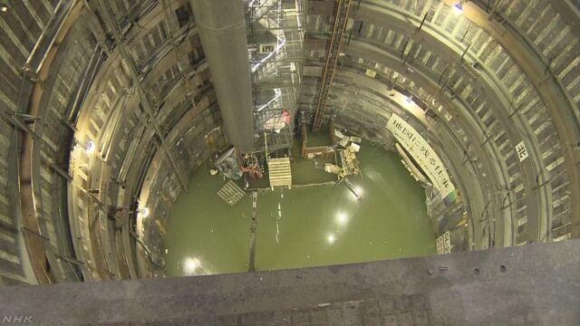 【博多駅前陥没】現場から100メートル以上離れた「地下トンネル」も地下水が大量にたまって水没していた・・・wwwwwwwwwwwwwwwのサムネイル画像
