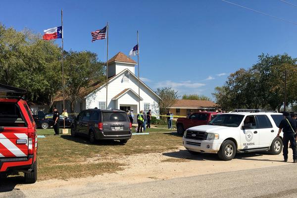 【衝撃】テキサス銃乱射の犯人「好きな人は撃たなかった」のサムネイル画像
