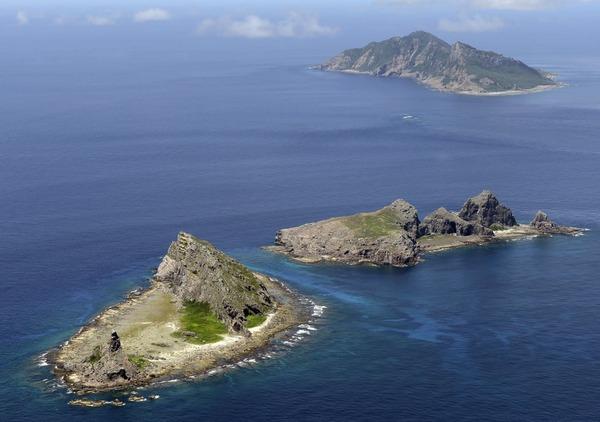 【尖閣】中国船が領海侵入→機関砲(?)を搭載wwwwwwwwwwwwのサムネイル画像