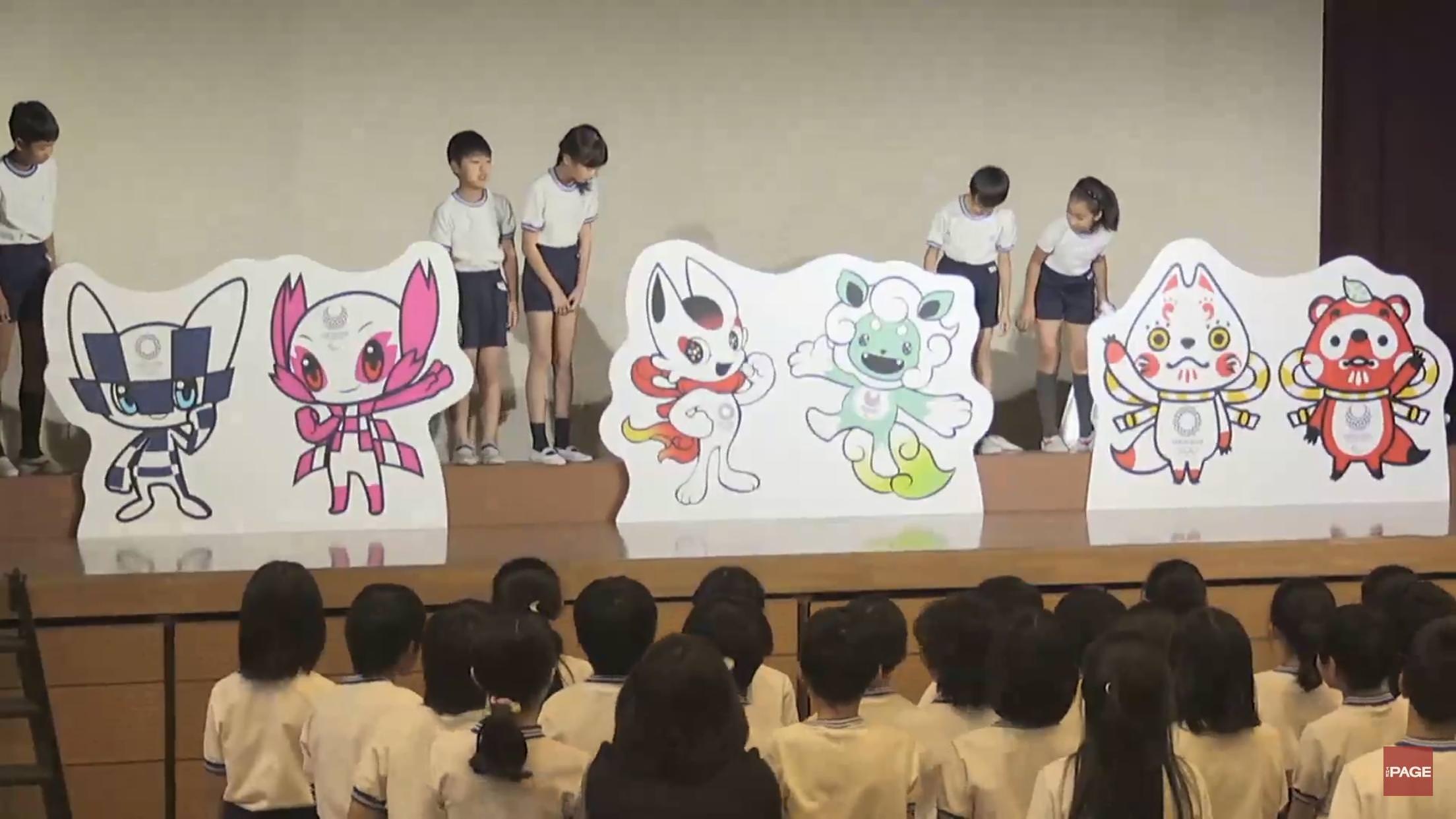 【悲報】東京オリンピックのマスコットキャラがデジモン、ポケモン、妖怪ウォッチでワロタwwwwwwwwのサムネイル画像