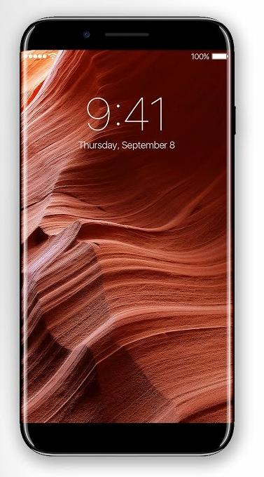 【iPhone8】『iPhone 7 Plus』よりも大きい5.8インチサイズのiPhoneが登場? Lightning廃止でType-Cにのサムネイル画像