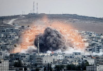 おそロシア、シリア空爆で早くも1300人殺害。このうち民間人403人もまとめて殺処分のサムネイル画像