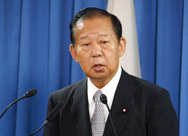 自民、二階幹事長が北朝鮮を批判し謝罪へwwwwwwwwwwwwwのサムネイル画像