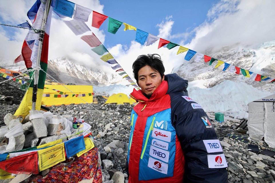 【訃報】AbemaTV「指9本を失った登山家のエベレスト登頂生中継!!」→ 死去してしまうのサムネイル画像