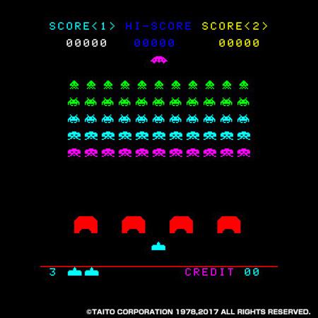 【タイトー】インベーダーゲーム誕生から40年、その歴史のサムネイル画像