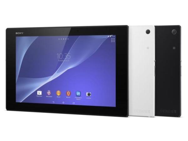 ソニーが「Xperia Z2 Tablet」と「Xperia ZL2」を発表、5月下旬以降国内発売のサムネイル画像