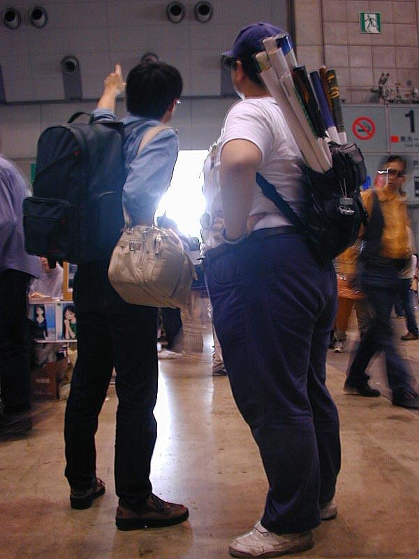 【コミックマーケット(コミケ)84】初日は40度を超える猛烈な暑さの中、過去最多約21万人が来場!!!!!のサムネイル画像