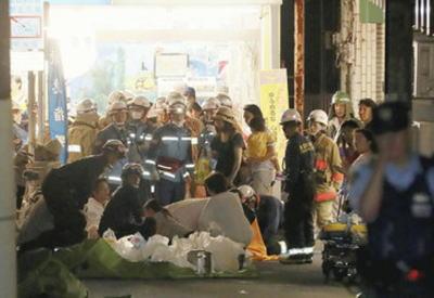 杉並のサンバ祭り火炎瓶男の自宅から火炎瓶10個以上押収…ドローンとボウガンも見つかるのサムネイル画像