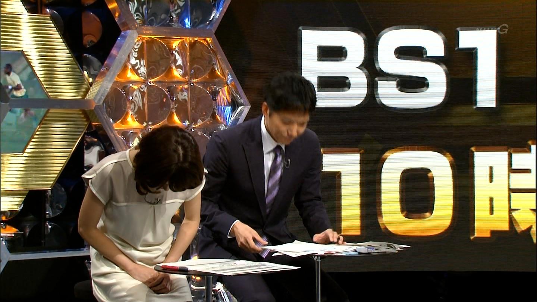 NHKのアナウンサーがうっかり「CMはありません」と言い、翌日謝罪にのサムネイル画像