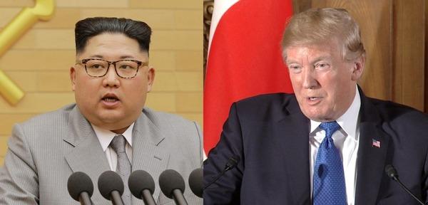 【驚愕】アメリカ「米朝首脳会談が決裂すれば、武力行使に踏み切るしかない。」のサムネイル画像