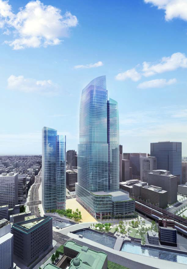 東京都、日本一の超高層ビル建設をついに認可!! 高さ390m 大手町に建設 シン・ゴジラにも登場!のサムネイル画像