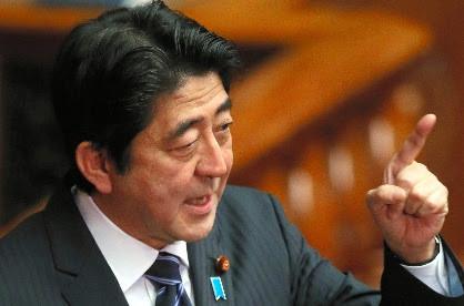 安倍首相、記者会見で謝罪「つい強い口調で反論、深く反省」のサムネイル画像