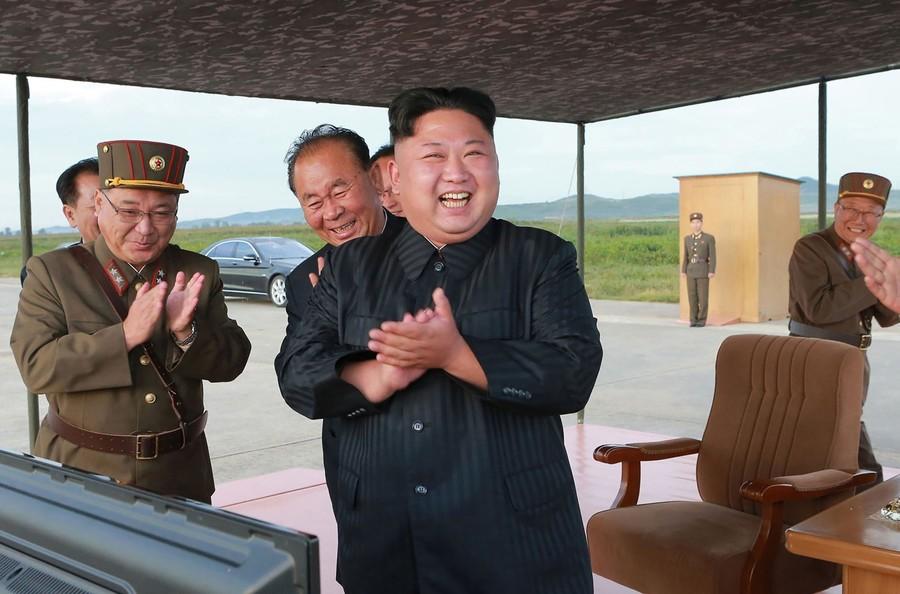 【北朝鮮】金正恩氏、核開発の最終目標は「米国との実質的な力の均衡」のサムネイル画像