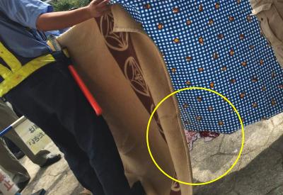 ららぽーと横浜で飛び降り自殺か。ガラス張りフードコートの前に落ちて大惨事に(((゚Д゚)))のサムネイル画像