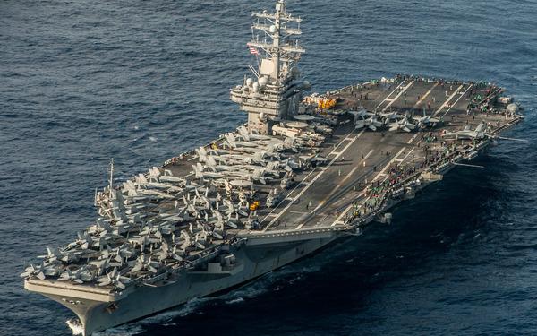 【アメリカ】北朝鮮を攻撃するための空母・戦闘機が足りない件wwwwwwwwwwwwwwwwwのサムネイル画像