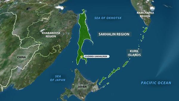 北方領土が韓国に乗っ取られ始めているんだが・・・のサムネイル画像