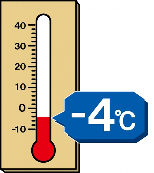 【33年振りの低温注意報】都心、今日の最低気温マイナス4度予想 のサムネイル画像