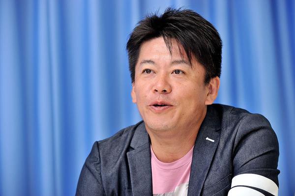 ホリエモン「俺の月収は100万円、だから年収は1200万円」のサムネイル画像