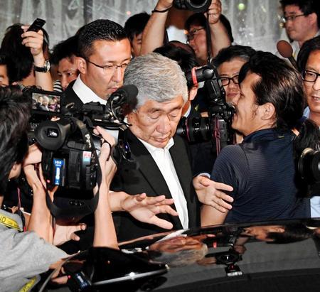 【愕然】日大・内田監督「一連の騒動は心外」「大学役職の去就は違う問題」のサムネイル画像