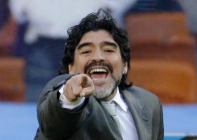 【悲報】サッカー元アルゼンチン代表のマラドーナ、無許可でゲームに登場させたとしてコナミを提訴へのサムネイル画像