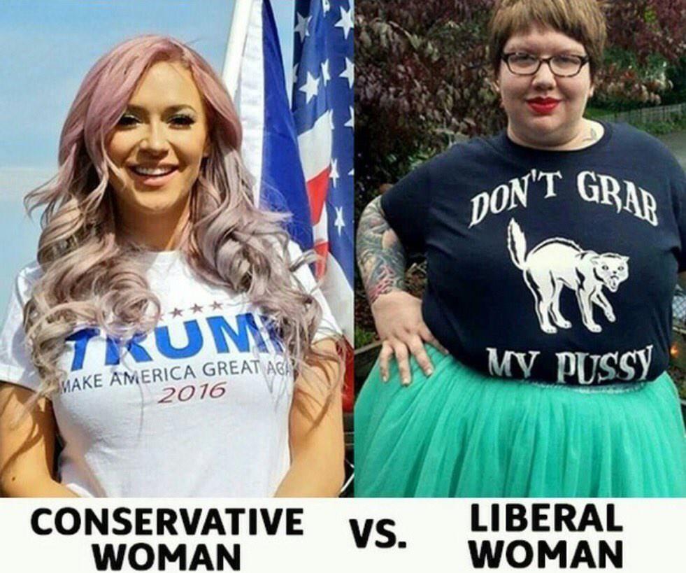 【画像】米大学「右派の女性には美人が多く、左派の女性にはブスが多い」→ 日本ではどうなの?のサムネイル画像