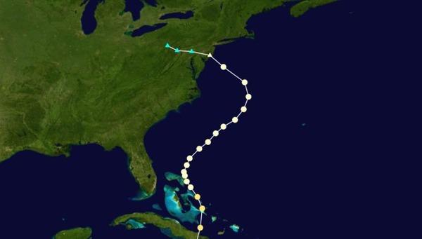ハリケーンサンディは操作されていた『人工誘導説』が浮上!のサムネイル画像