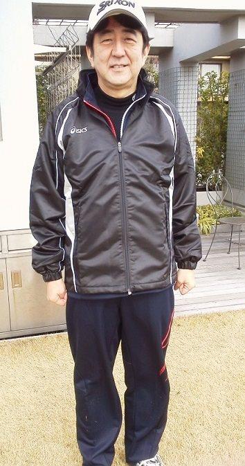 安倍首相がジョギング→SP数名つける→税金の無駄遣いのサムネイル画像