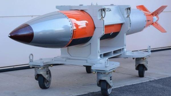 【速報】アメリカ軍、核重力爆弾の実験に成功のサムネイル画像