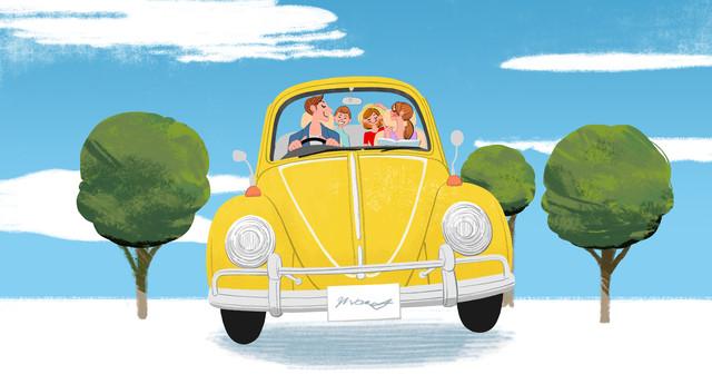車にかかる費用は生涯で約4000万円!のサムネイル画像