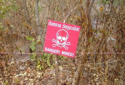 【ポケモンGO】地雷が埋め込まれたエリアにポケモンが出現する可能性 ボスニアて警告のサムネイル画像