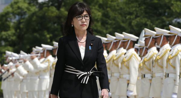 【画像】稲田大臣のJK時代の写真がこちらwwwwwwwwwwwww お前ら抱ける?のサムネイル画像