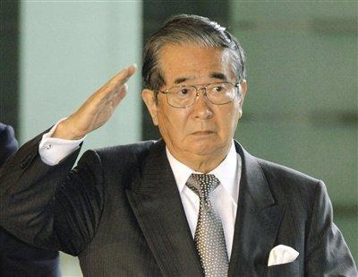 石原慎太郎「安倍首相は遺憾の意しか出さない。ロケットで反撃しろよ!」のサムネイル画像