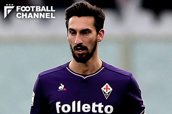 【訃報】サッカー現役イタリア代表が急死・・・のサムネイル画像
