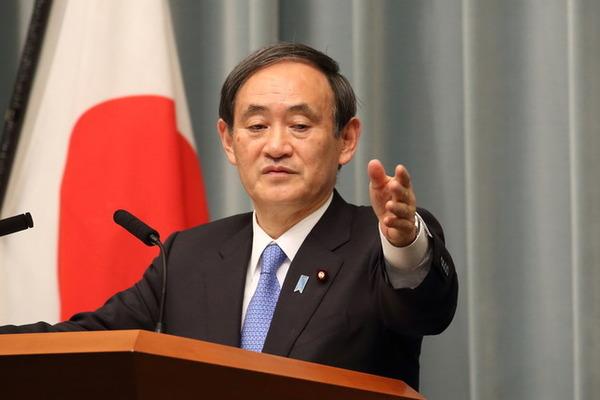 菅官房長官「間もなく戦争が始まるよ!」のサムネイル画像