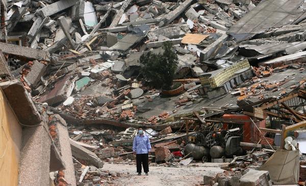 【地震】東京と神奈川で震度4 本震の前触れか・・・のサムネイル画像