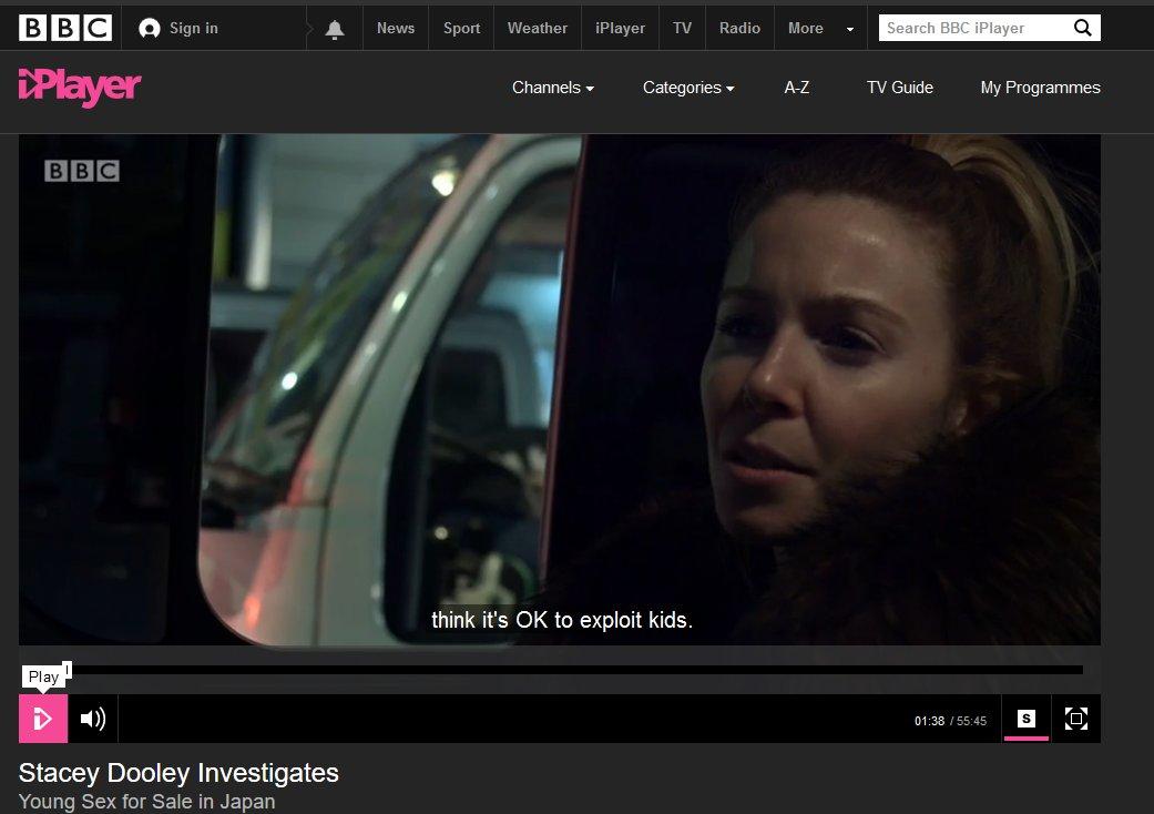 【悲報】英BBCレポーター、秋葉原のポルノに激怒「日本人は子供を性的搾取して頭がおかしい」のサムネイル画像