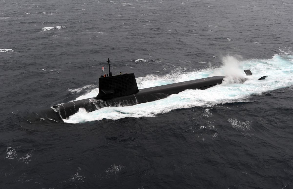 インド、次期潜水艦に日本の「そうりゅう型」導入検討キタ━━━━(゚∀゚)━━━━!!のサムネイル画像
