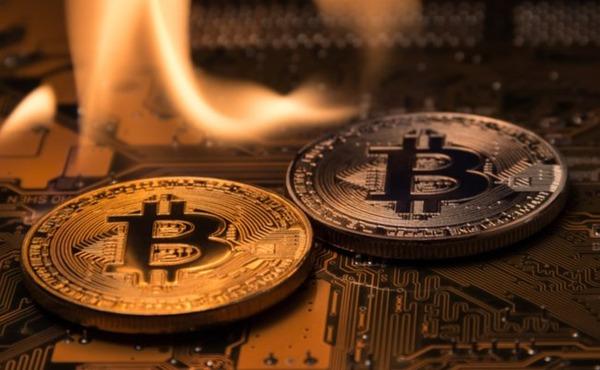 【仮想通貨】ビットコインが一時17%急落、怖すぎワロタwwwwwwwwwwwwのサムネイル画像